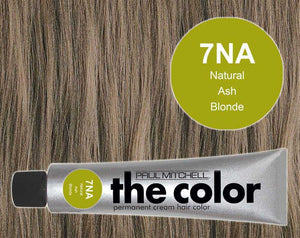 The Color 7NA Natural Ash Blonde