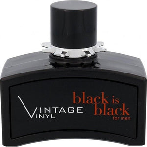 Black is Black Vintage Vinyl Eau de Toilette