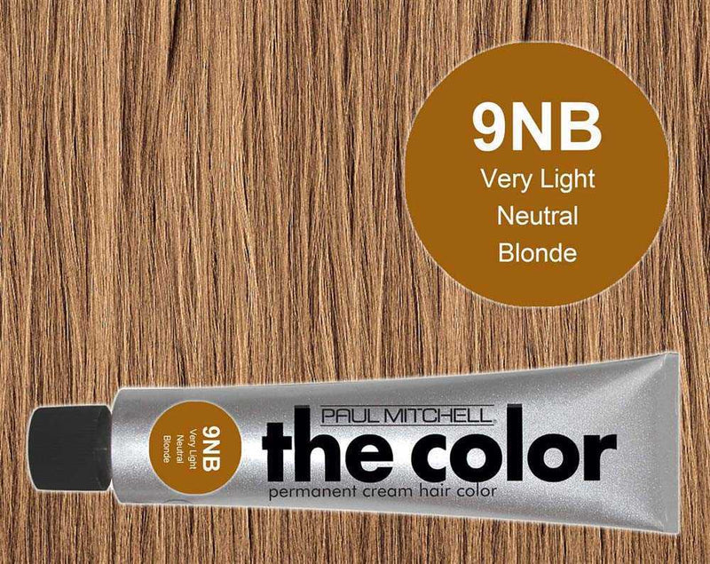 The Color 9NB Very Light Neutral Blonde