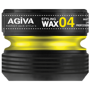 Yellow Hair Wax 04