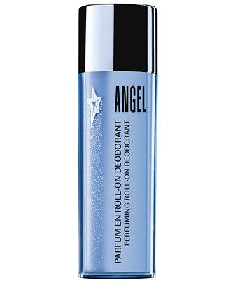 Mugler Angel perfuming roll-on deodorant
