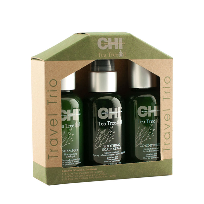 Chi Tea Tree Travel Trio