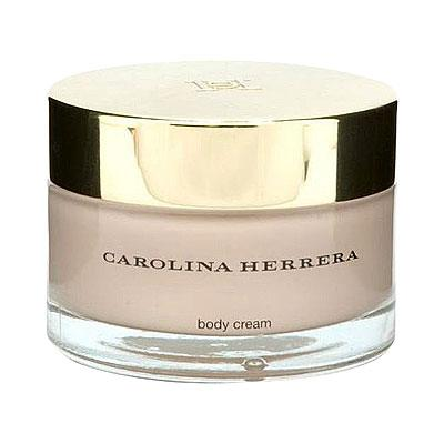 perfumed body cream