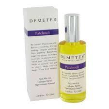 Patchouli eau de cologne spray