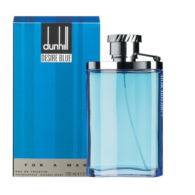Desire blue men eau de toilette spray