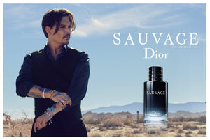 Sauvage eau de toilette spray