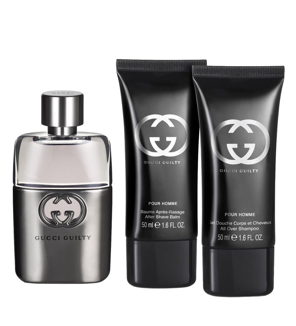 Guilty Pour Homme gift set