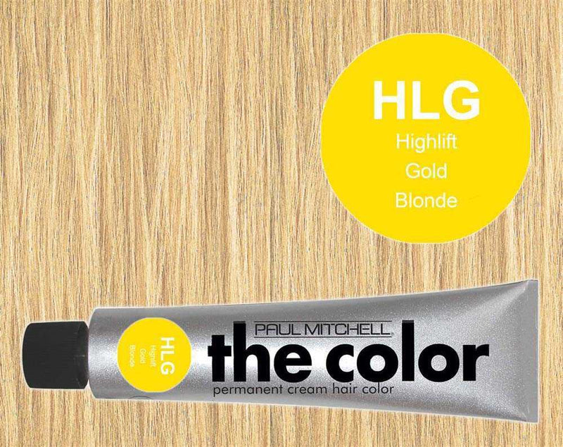 The Color HLG High lift Gold Blonde