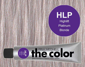 The Color HLP Highlift Platinum Blonde