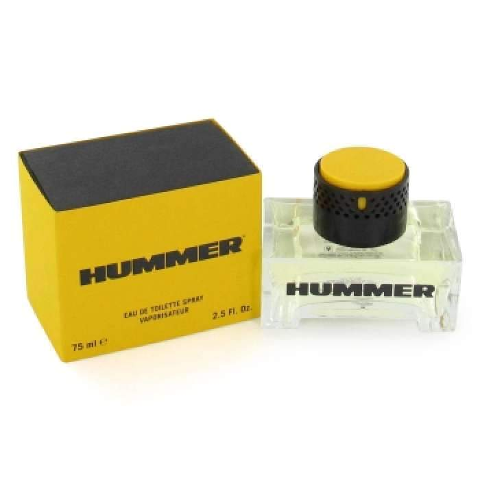 Hummer eau de toilette spray