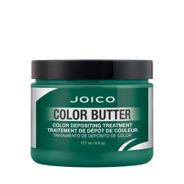 Color Butter Green
