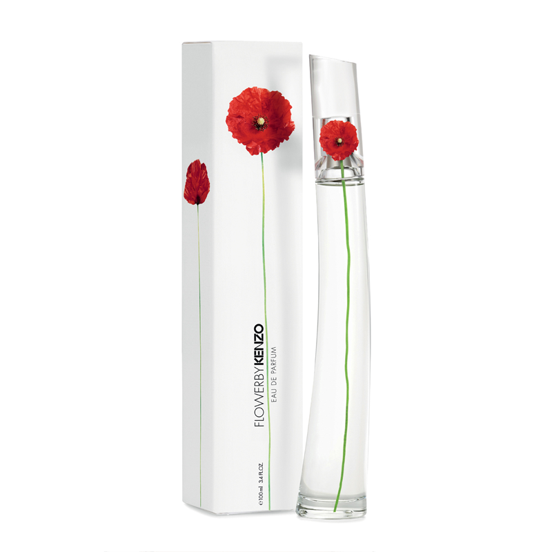 Flower eau de parfum spray