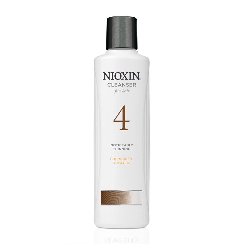 Cleanser System 4 shampoo