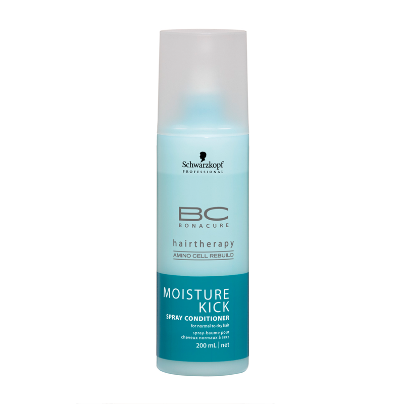 BC Bonacure Moisture Kick spray conditioner