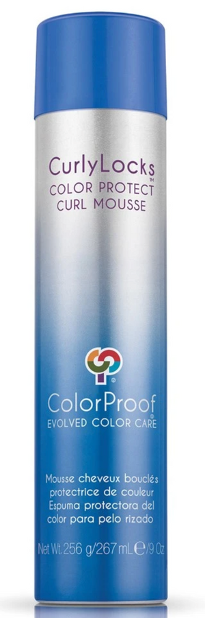 CurlyLocks® Color Protect Curl Mousse - 267ml
