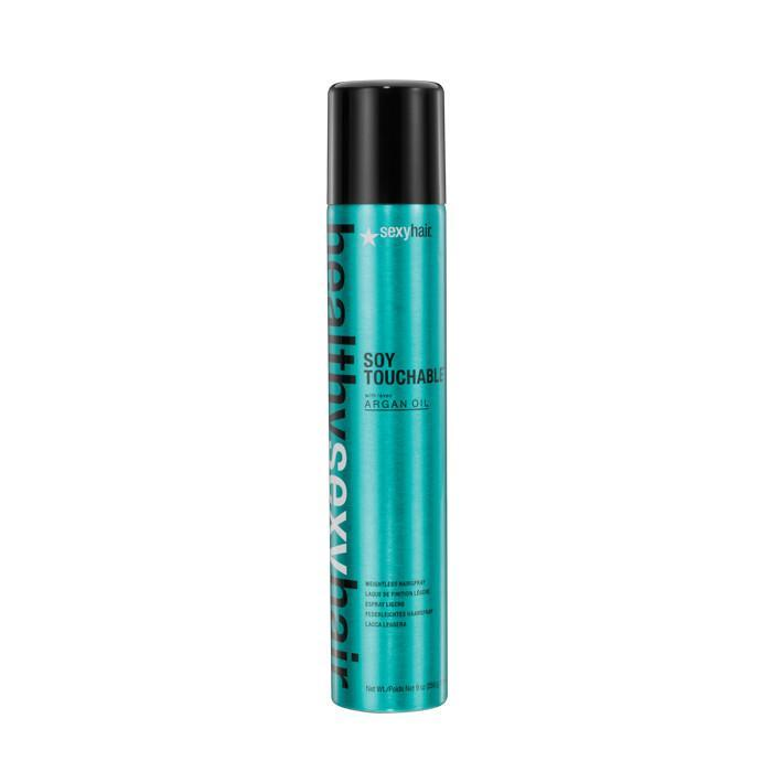 Healthy Sexy Hair Use Soy Touchable Hairspray