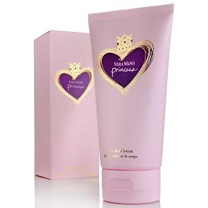 VERA WANG Princess satiny body lotion