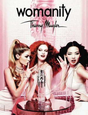 "Womanity ""Refillable"" eau de parfum spray"