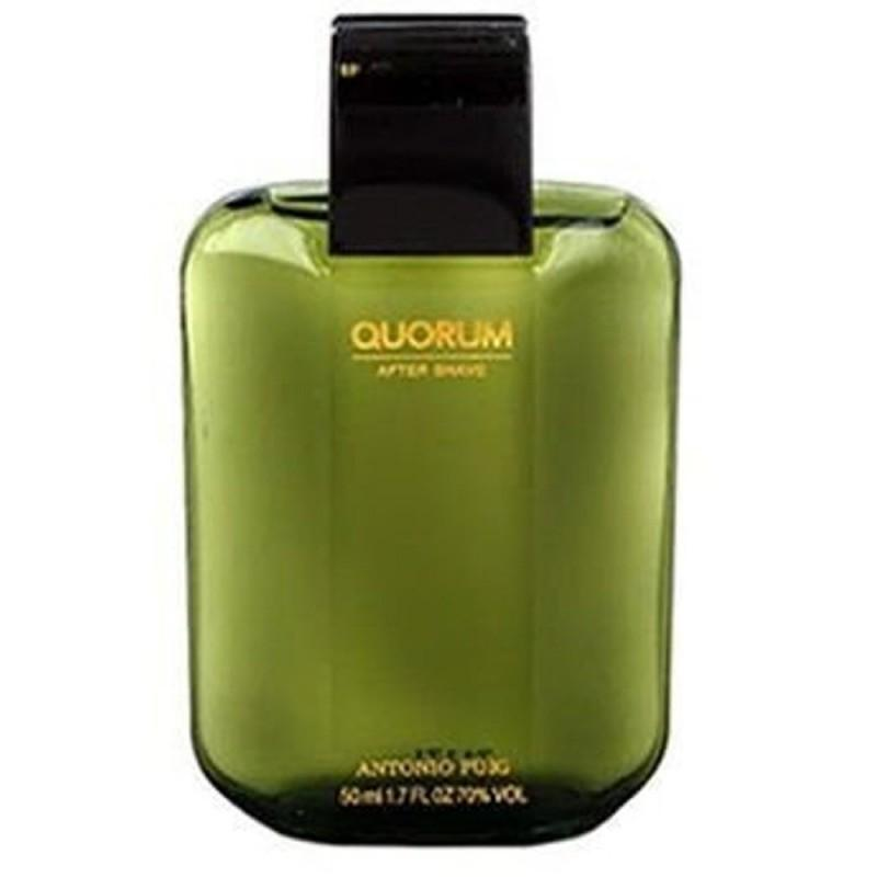 Quorum after shave lotion