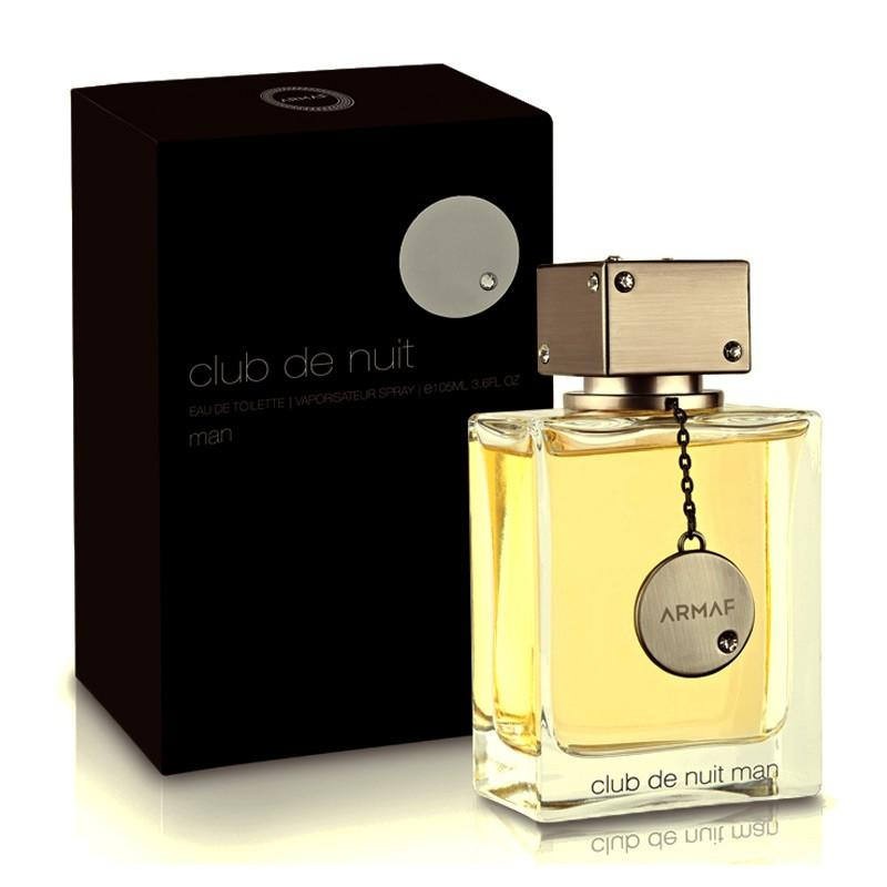 Club De Nuit Man eau de toilette spray