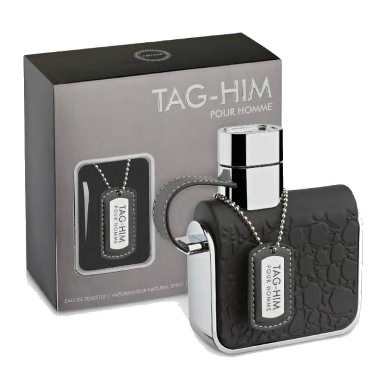 Tag Him eau de toilette spray
