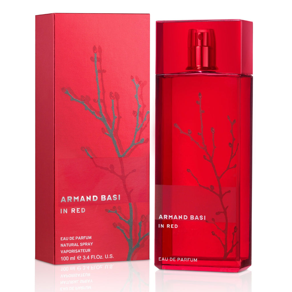 In Red eau de parfum spray