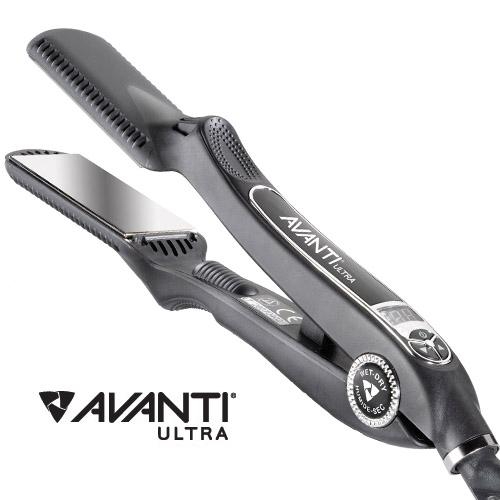 "Avanti Ultra WD 1 3/8"" flat iron model # WD-AVCROCC"