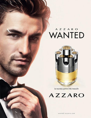 Wanted eau de toilette spray