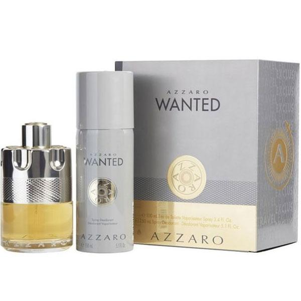 Wanted gift set