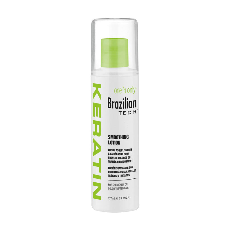 Brazilian Tech Keratin Smoothing Lotion