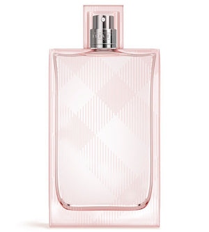 BURBERRY Brit Sheer eau de toilette spray 50ml and 100ml