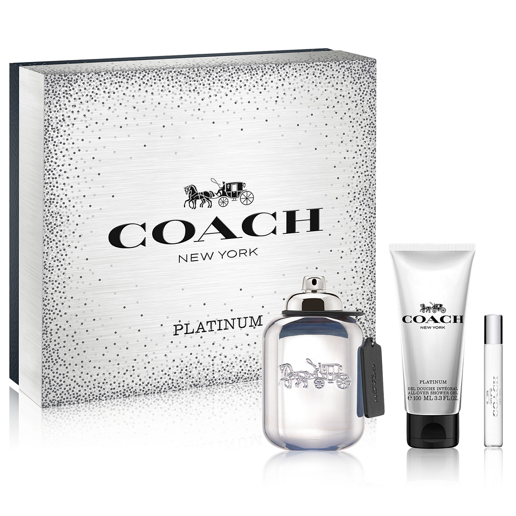 Platinum gift set