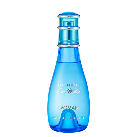 Cool Water Woman eau de toilette spray