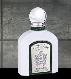 Derby Club House Blanche eau de toilette spray