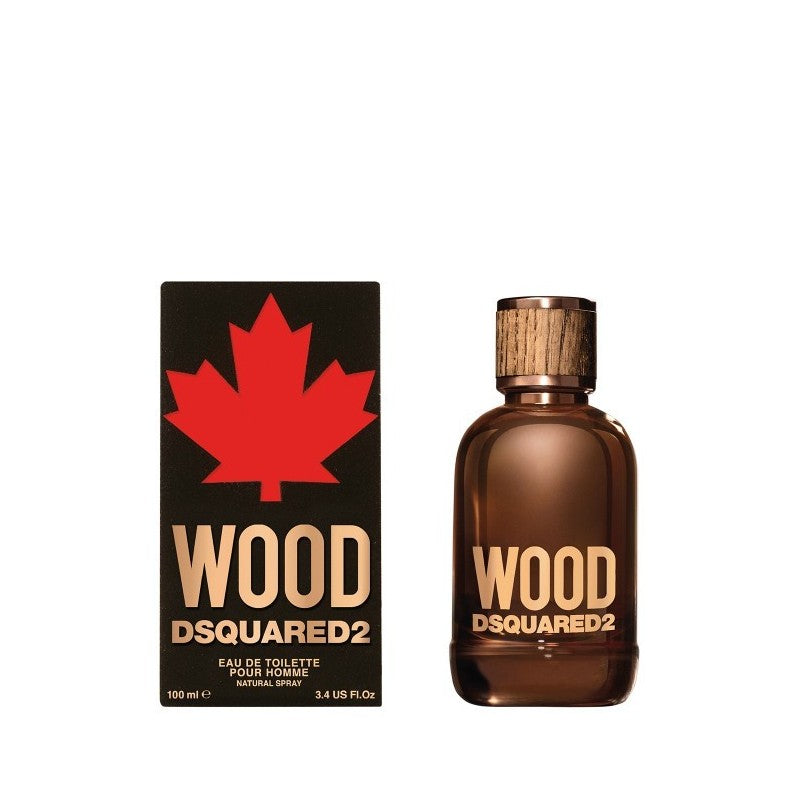 Wood eau de toilette spray