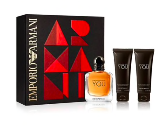 Stronger With You holiday gift set