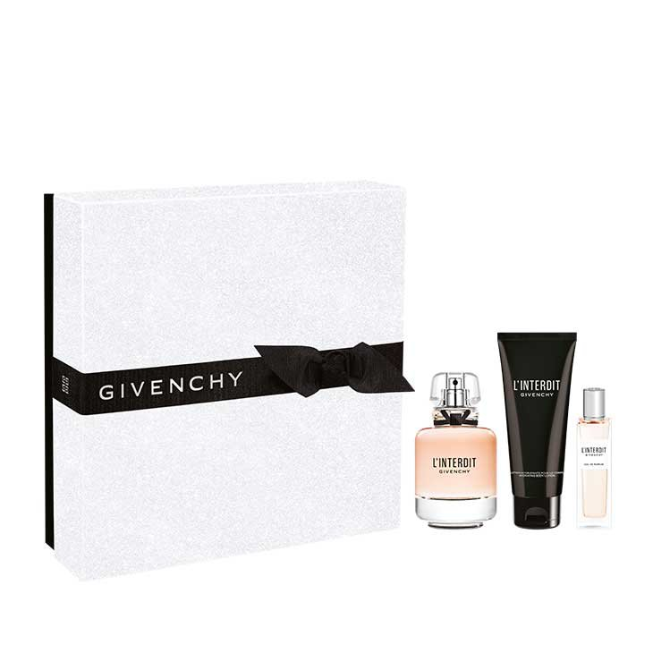 L'Interdit holiday gift set