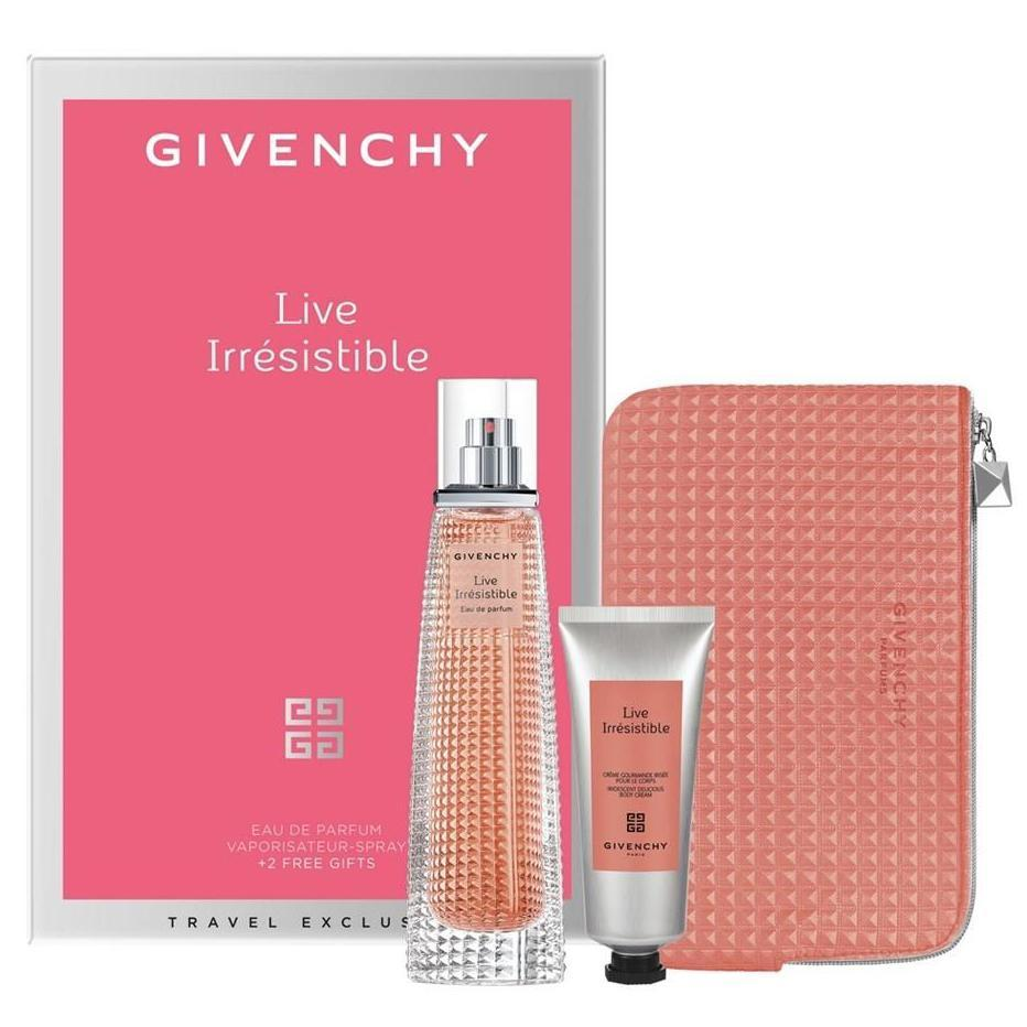 Live Irrésistible gift set (Holiday Season)