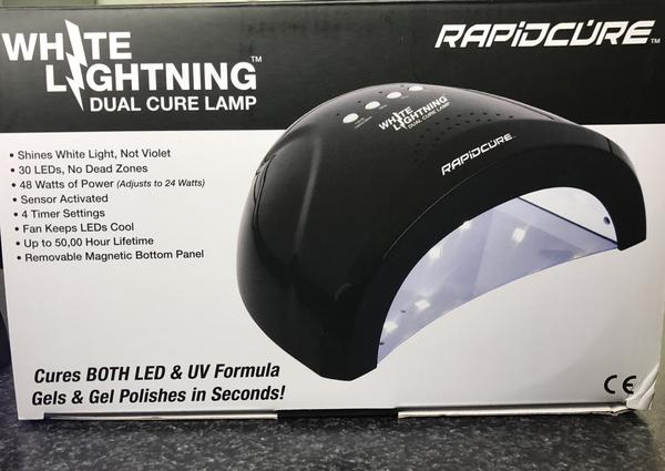 Rapidcure White Lightning Dual Cure Lamp