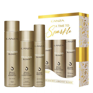 Healing Blonde Holiday Gift Set: A Time To Sparkle