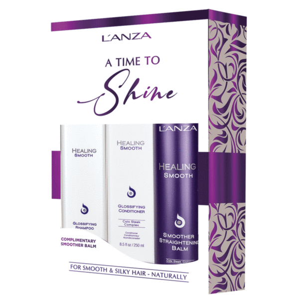 Healing Smooth Holiday Gift Set: A Time To Shine