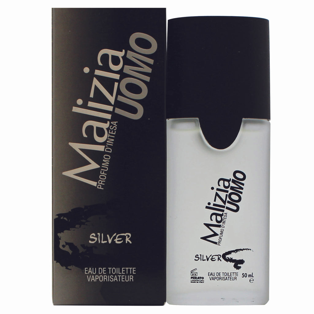 Uomo Silver eau de toilette spray