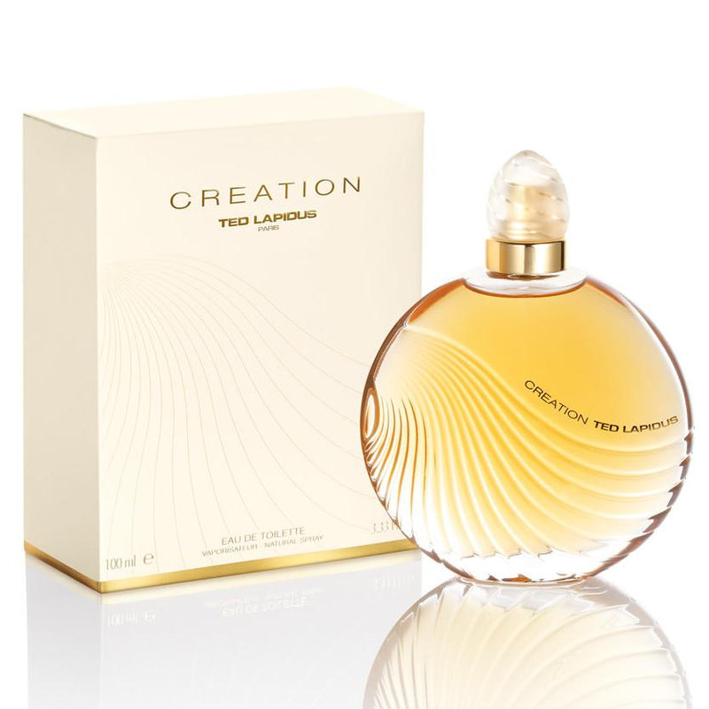 Creation eau de toilette spray