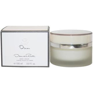 Oscar De La Renta body cream
