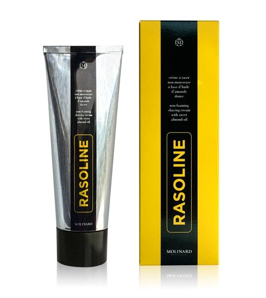 Rasoline Non Foaming Shaving Cream