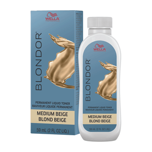 Blonder Medium Beige Liquid Hair Toner