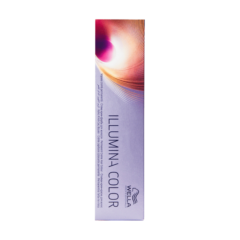 Illumina Hair Color 7/7 Medium Brunette Color