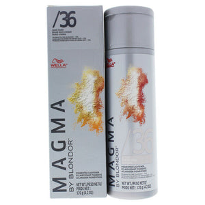 Magma By Blondor Gold Violet /36 Highlighting Color