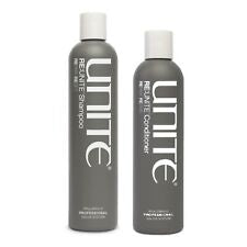 Re:Unite Shampoo, Conditioner & 7 Seconds Detangler