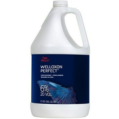Welloxon Perfect Cream Developer 6% 20 Volume